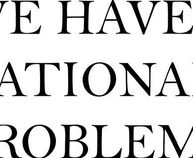 wehaveanationalproblem